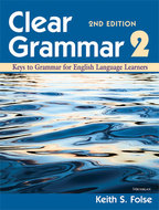 Cover image for 'Clear Grammar 2, 2nd Edition'