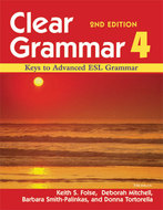 Clear Grammar 4, 2nd edition