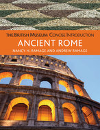 Cover image for 'The British Museum Concise Introduction to Ancient Rome'