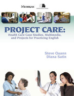 Book cover for 'Project Care'