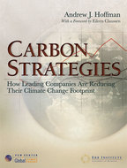 Book cover for 'Carbon Strategies'
