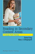 Book cover for 'Reading in Secondary Content Areas'