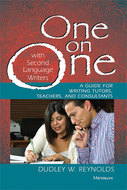 Cover image for 'One on One with Second Language Writers'