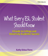 Cover image for 'What Every ESL Student Should Know'