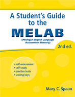 Cover image for 'A Student's Guide to the MELAB, 2nd edition'