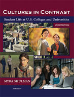 Book cover for 'Cultures in Contrast, 2nd Edition'