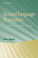 Book cover for 'Second Language Acquisition'