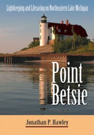 Book cover for 'Point Betsie'