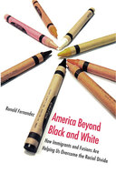 Book cover for 'America Beyond Black and White'