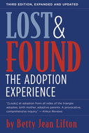Book cover for 'Lost and Found'