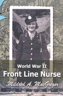 Cover image for 'World War II Front Line Nurse'