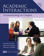 Book cover for 'Academic Interactions'