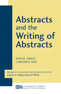 Cover image for 'Abstracts and the Writing of Abstracts'
