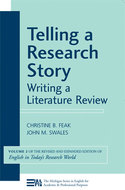 Cover image for 'Telling a Research Story: Writing a Literature Review'