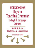 Cover image for 'Workbook for Keys to Teaching Grammar to English Language Learners'