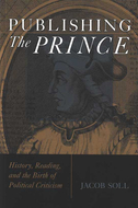 Cover image for '<div><b>Publishing <i>The Prince</i></b><br></div>'