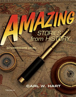 Cover image for 'Amazing Stories from History, Intermediate Level'