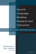 Cover image for 'Second Language Reading Research and Instruction'