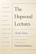 Book cover for 'The Hopwood Lectures'