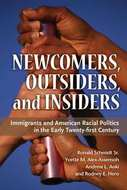 Book cover for 'Newcomers, Outsiders, and Insiders'