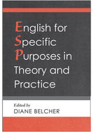 Cover image for 'English for Specific Purposes in Theory and Practice'