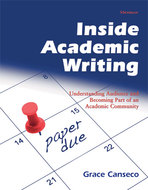 Cover image for 'Inside Academic Writing'