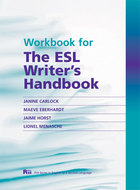 Cover image for 'Workbook for The ESL Writer's Handbook'