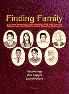 Book cover for 'Finding Family'