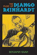 Cover image for 'The Music of Django Reinhardt'