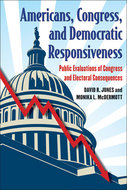 Book cover for 'Americans, Congress, and Democratic Responsiveness'