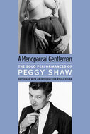 Book cover for 'A Menopausal Gentleman'