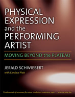 Cover image for 'Physical Expression and the Performing Artist'