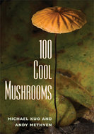 Cover image for '100 Cool Mushrooms'