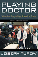 Book cover for 'Playing Doctor'