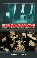 Cover image for 'Highbrow/Lowdown'