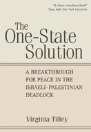 Book cover for 'The One-State Solution'