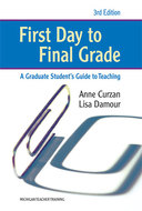Book cover for 'First Day to Final Grade, Third Edition'