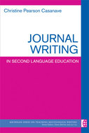 Cover image for 'Journal Writing in Second Language Education'