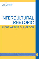 Cover image for 'Intercultural Rhetoric in the Writing Classroom'