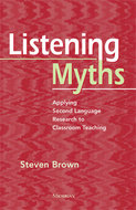 Book cover for 'Listening Myths'