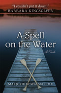 Book cover for 'A Spell on the Water'