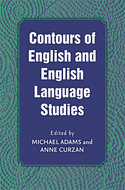 Cover image for 'Contours of English and English Language Studies'
