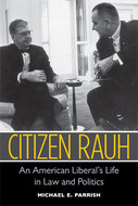 Book cover for 'Citizen Rauh'