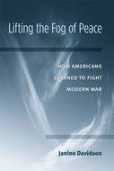 Book cover for 'Lifting the Fog of Peace'