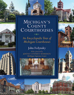 Cover image for 'Michigan's County Courthouses'