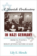 Cover image for 'A Jewish Orchestra in Nazi Germany'