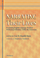 Book cover for 'Narrating Their Lives'