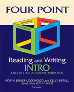 Cover image for 'Four Point Reading and Writing Intro'
