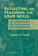 Cover image for 'Reflecting on Teaching the Four Skills'