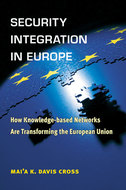 Book cover for 'Security Integration in Europe'